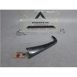Mercedes W111 left rear fin trim 1116900379