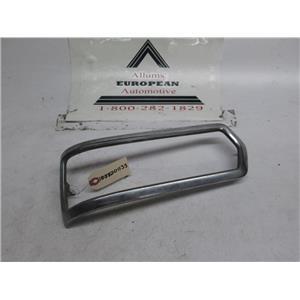 Mercedes W108 left driver side tail light trim bezel. 1088201133 280sel 300sel