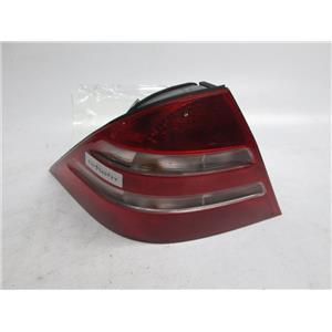 00-02 Mercedes W220 left tail light S500 S430 S600 S55 2208200164