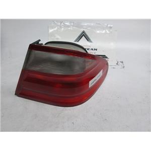 98-03 Mercedes W208 right outer tail light CLK 320 430 55 2088200464