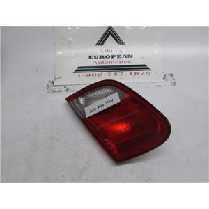 98-03 Mercedes W208 left inner tail light CLK 320 430 55 2088201164
