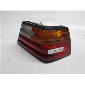 87-93 Mercedes W124 right side tail light 300E 300D 300CE 400E 1248200664
