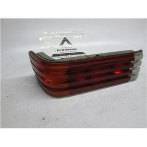72-89 Mercedes R107 left side tail light 560SL 450SL 380SL 1078204164