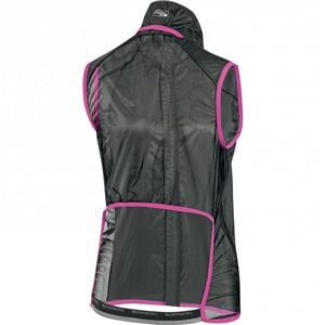 Louis Garneau Women's Speed Zone X-Lite Cycling Vest - Black / Pink - Women's Medium