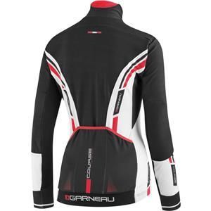 Louis Garneau Women's XCourse Windpro Cycling Jacket - Black - Women's Medium