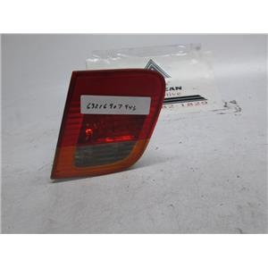 01-05 BMW E46 right inner tail light 325i 330i 63216907946