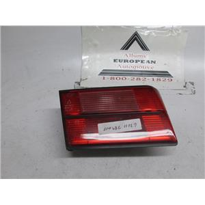 89-95 BMW E34 left inner tail light 63211389015 525i 535i 540i M5 530i
