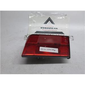 89-95 BMW E34 right inner tail light 632113879398 525i 535i 540i M5 530i