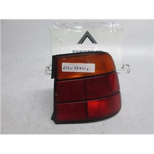 89-95 BMW E34 right outer tail light 63211389012 525i 535i 540i M5 530i
