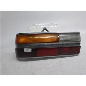 82-88 BMW E28 528e 535i 533i left side tail light 63211369265