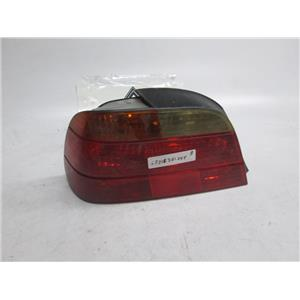 98-01 BMW E38 740i 740il 750il left tail light 63218381249