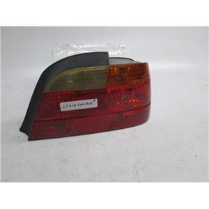 98-01 BMW E38 740i 740il 750il right tail light 63218381250