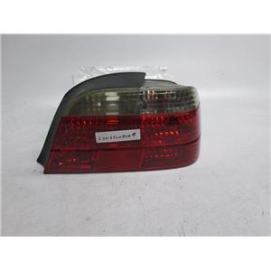 98-01 BMW E38 740i 740il 750il left tail light 63216904383