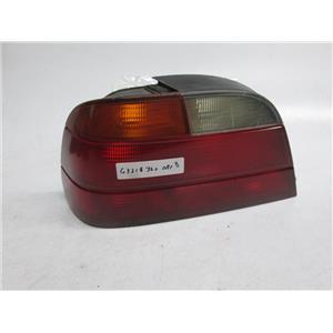 95-98 BMW E38 740i 740il 750il left tail light 63218360081