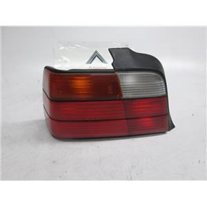 92-98 BMW E36 sedan left tail light 63211393431 325i 328i M3
