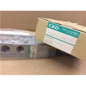 CKD Corporation 4F330-10-F Solenoid Valve