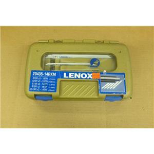 LENOX 20435-14RKM 14 Piece Metal Cutting Reciprocating Saw Blade Set