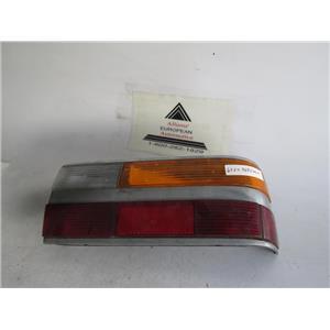 82-88 BMW E28 right tail light 63211369266 528e 535i 533i