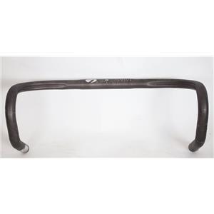 Icon Graphite Series Handlebars Drop Bars 44cm