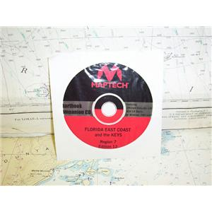 Boaters Resale Shop of TX 1611 0122.74 MAPTECH REGION 7 EDITION 12 COMPANION CD