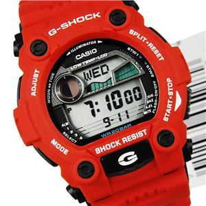 Casio G-7900A-4. Red G-Shock Watch. New in Box w/ Instructions&Warranty