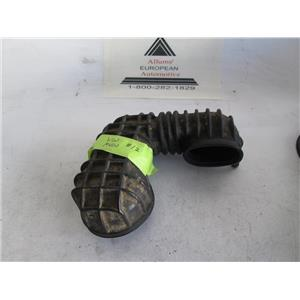 Audi air intake hose boot 049133357A