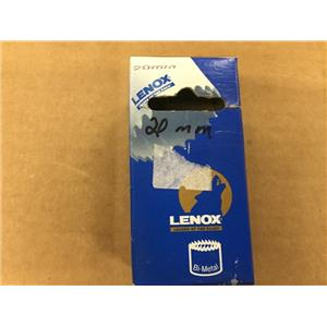 "LENOX 20mm 30098-20MMHS 25/32"" Bi-Metal Holesaw"
