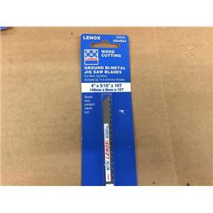 Lenox 20632-US450J Bi-Metal U-Shank Jigsaw Blades