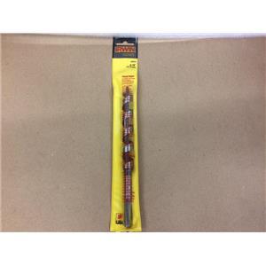 "NEW IRWIN 49909 9/16"" STEEL POWER DUAL WOOD AUGER DRILL BIT"