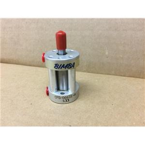 """BIMBA CFO-06631-A CF006631 2-3/16"""" - 3-3/16"""" AIR PNEUMATIC CYLINDER"""