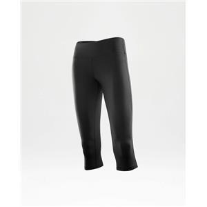 Women's 2XU 3/4 Form Tights - Black - Small