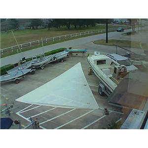 Jib w Luff 35-3 from Boaters' Resale Shop of TX 1612 0524.92