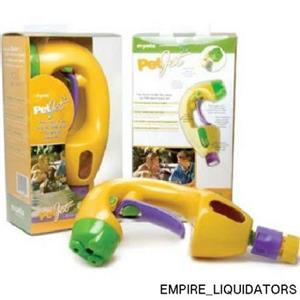NEW  M2Pets Petjet Out Washer - Outdoor Pet Bathing System  -A