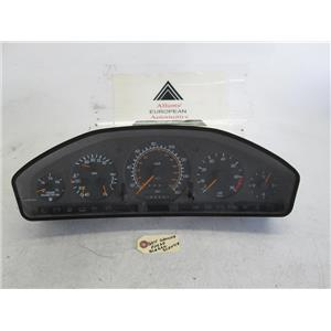 Mercedes W140 S500 500SEL s420 instrument cluster 1405409847