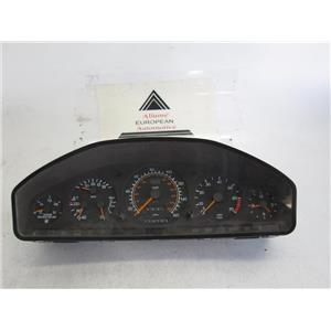 Mercedes W140 S500 500SEL instrument cluster 1405409447