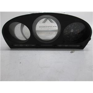 Mercedes R107 instrument cluster housing with tachometer #122