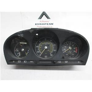 Mercedes R107 450SL 380SL 350SL instrument cluster 1075422801 #4115
