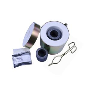 Fast Furnace Gold & Silver Melting Kiln - Tongs & Crucibles - Mini Propane Gas