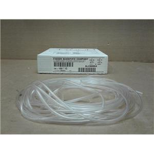 Fisher Scientific Tygon R-3603 Clear Laboratory Tubing 50 ft.