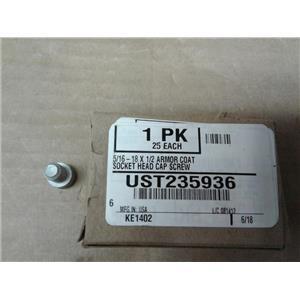 Keepfill KE1402 Box of 25 Armor Coat Socket Head Cap Screw