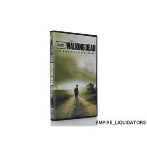 BRAND NEW - The Walking Dead: Season 2 - 4 Disc [DVD] (NR)  578 MINUTES