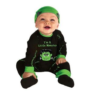 I'm a Lil Monster Frankenstein Child Costume Infant 6-12 months