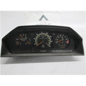 Mercedes W124 300E instrument cluster 1244409547