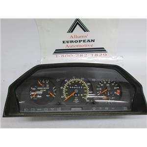 Mercedes W124 300E instrument cluster 1244408947 #6