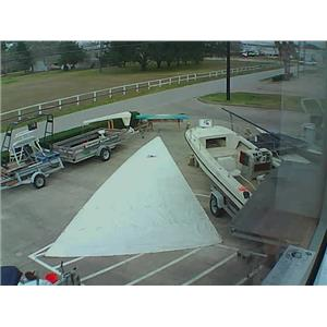 Mainsail w 40-6 Luff from Boaters' Resale Shop of TX 1702 0527.91