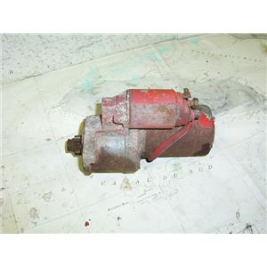 Boaters Resale Shop of TX 1702 1457.05 WESTERBEKKE DIESEL STARTER ASSEMBLY ONLY