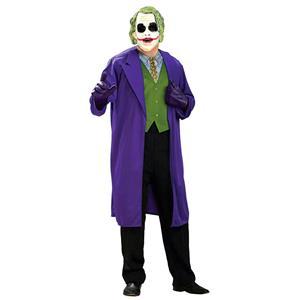 Batman Dark Knight The Joker Plus Size Adult Costume