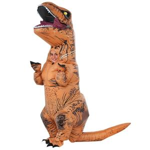 Jurassic World: T-Rex Inflatable Kids Child Costume Ages 5-7