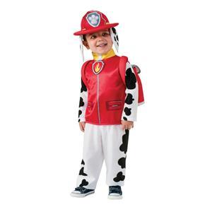 Toddler 2-4 PAW Patrol Marshall Boys Child Costume
