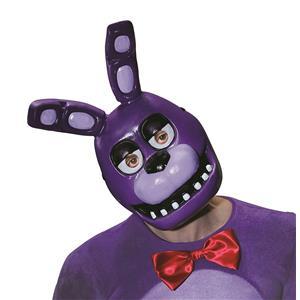 Rubies Five Nights at Freddy's Bonnie Adult 1/2 Mask